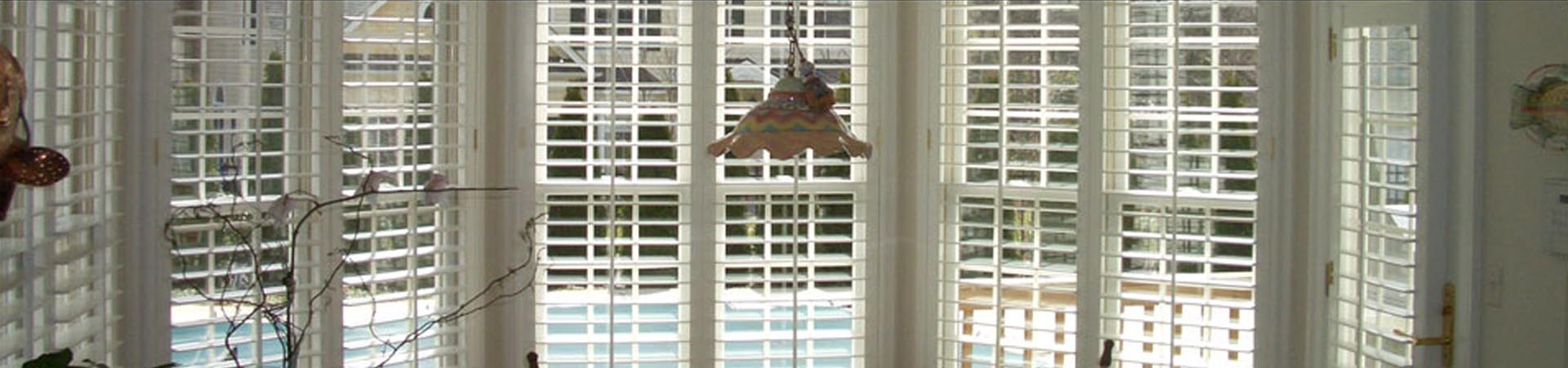 Interior Shutters Acadian Custom Shutters