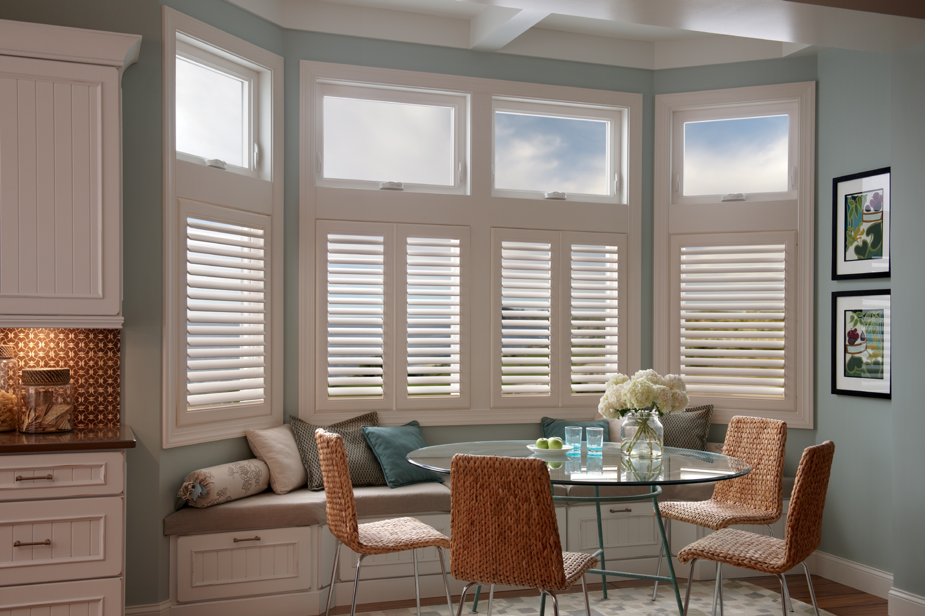Interior Shutters – Acadian Custom Shutters